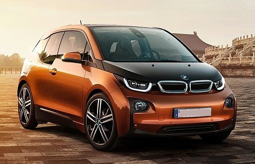 BMW i3 eDrive