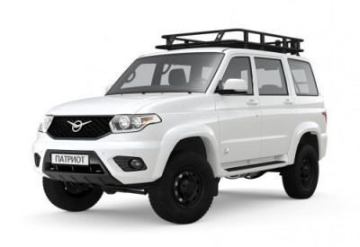 UAZ Patriot Antarctic Edition
