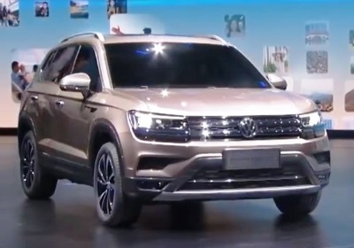 Volkswagen Powerful Family SUV (Tharu)