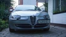Автомалиновка Alfa Romeo 147