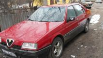 Автомалиновка Alfa Romeo 164
