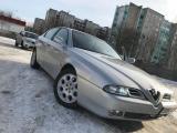 Автомалиновка Alfa Romeo 166
