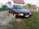 Автомалиновка Audi 100