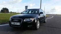 Автомалиновка Audi A4
