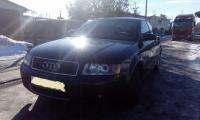 Автомалиновка Audi A4 B6