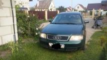 Автомалиновка Audi A6 C5