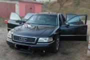 Автомалиновка Audi A8 D2