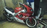 Автомалиновка Мотоцикл Yamaha