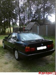 BMW 5 Series (E34 Touring)