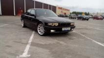 Автомалиновка BMW 7 Series (E38)