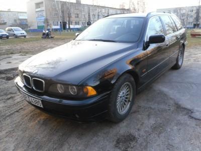 BMW 5 Series (E39 Touring)