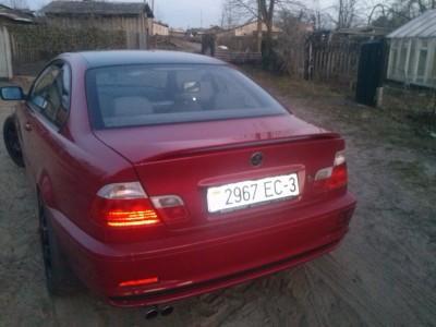 BMW 3 Series (E46 Coupe)