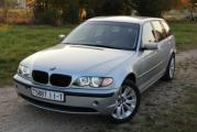 Автомалиновка BMW 3 Series (E46 Touring)
