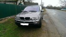 Автомалиновка BMW X5 (E53)