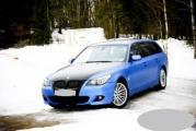 Автомалиновка BMW 5 Series (E61 Touring)