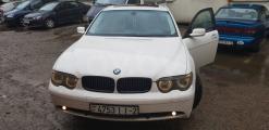 Автомалиновка BMW 7 Series (E65)