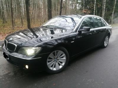 BMW 7 Series (E66 Long)