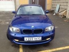 BMW 1 Series (E81 3-door)