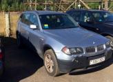 Автомалиновка BMW X3 (E83)