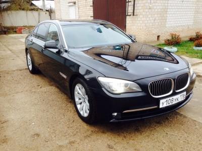 BMW 7 Series (F02 Long)