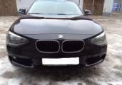 Автомалиновка BMW 1 Series (F20 5-door)