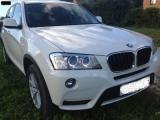 Автомалиновка BMW X3 (F25)