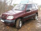 Автомалиновка Chevrolet Niva