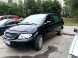 Автомалиновка Chrysler Grand Voyager