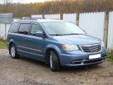 Автомалиновка Chrysler Town-Country