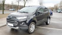 Автомалиновка Ford EcoSport