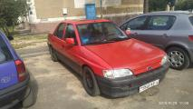 Автомалиновка Ford Orion
