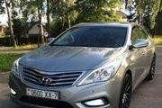 Автомалиновка Hyundai Grandeur HG