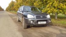 Автомалиновка Hyundai Santa Fe I