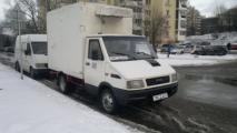 Автомалиновка Iveco 35-8