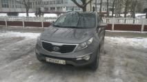 Автомалиновка Kia Sportage
