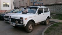 Автомалиновка Lada 4x4