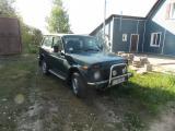 Автомалиновка Lada 4x4 Niva