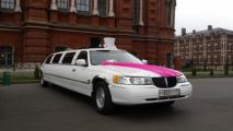 Автомалиновка Lincoln Town Car