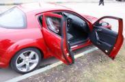 Автомалиновка Mazda RX8