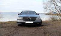 Автомалиновка Mercedes CL Class