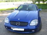 Автомалиновка Mercedes SLK