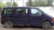 Автомалиновка Mercedes Vito