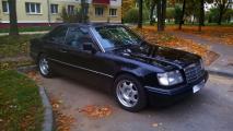 Автомалиновка Mercedes E Class (W124C)