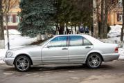 Автомалиновка Mercedes S Class (W140)