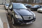 Автомалиновка Mercedes M Class (W164)