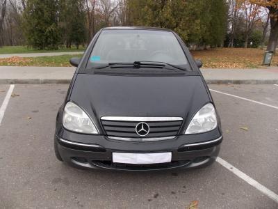 Mercedes A Class (W168)