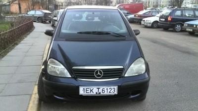 Mercedes A Class (W169)