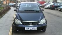 Автомалиновка Mercedes A Class (W169)