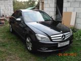 Автомалиновка Mercedes C Class (W204)