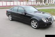 Автомалиновка Mercedes E Class (W211)